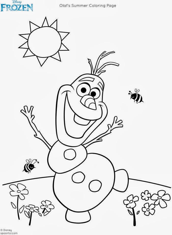 """Maestra de Primaria: Dibujos de """"Frozen, el reino del ..."""