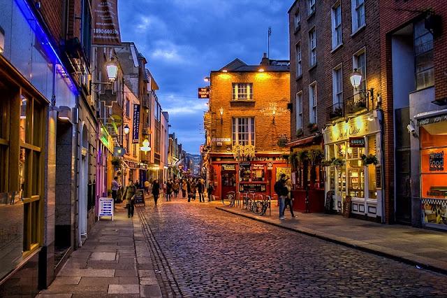 O que fazer em Dublin, Irlanda
