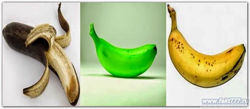 секрет бананов