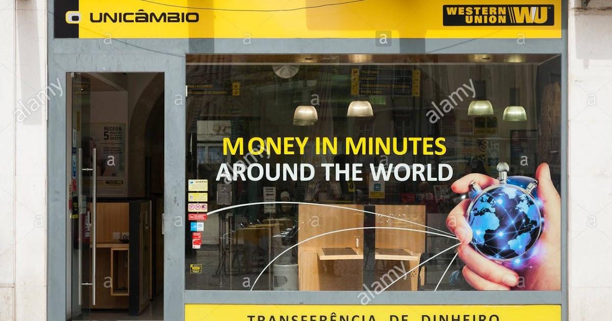 Geld Mit Western Union Verschicken