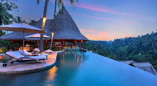 All Position at Viceroy Bali Luxury Villas
