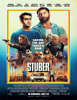 pelicula Stuber: Locos al volante (2019)