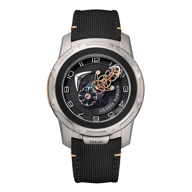 Ulysse Nardin Freak Out Black Gold