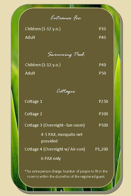 Mila S Hill Inland Resort Iloilo Rates