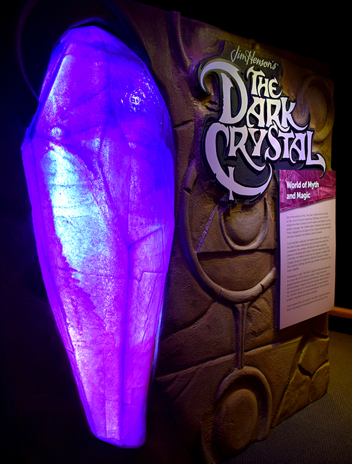 "Jim Henson's ""The Dark Crystal: World of Myth and Magic"" 