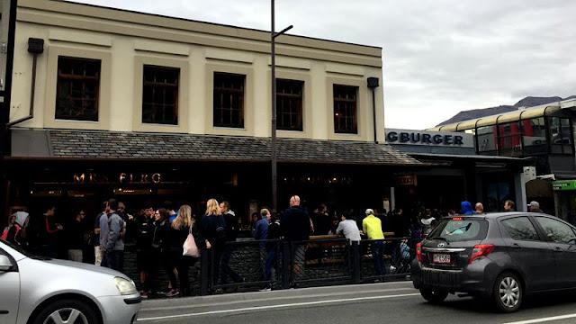 吃過就會永生難忘的紐西蘭皇后鎮 FEBGBUGER 大鬍子漢堡