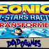 Doidogames #48 - Nerdoidos GP - Sonic and Sega All-Star Racing Transformed