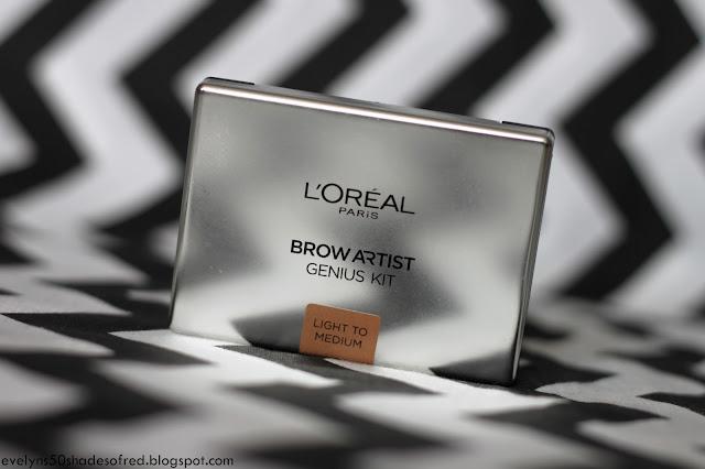 L'Oréal Paris Brow Artist Genius Kit Light To Medium