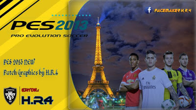 PES 2013 New Graphic Patch
