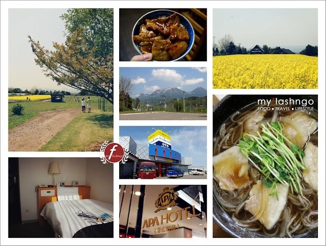 ● 旅游 | 日本北海道 | 春季 | 7 天自驾环岛自由行 - Day 1 & 2 | 千岁 - 带广市