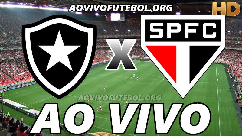 Botafogo x São Paulo Ao Vivo na TV HD