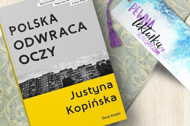Polska odwraca oczy - recenzja Pewna lekturka