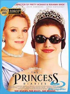 El diario de la princesa (2001) HD [1080p] Latino [Mega] dizonHD