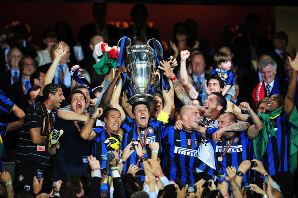 Top 10 Clubs with most Champions League Titles - Inter Milan