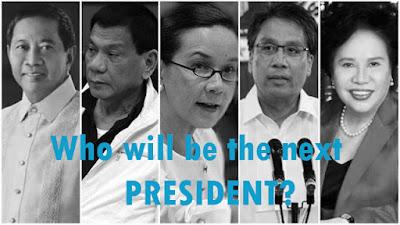 EDITORYAL: Mula sa Limang Kandidato | PiliPinas Debates 2016