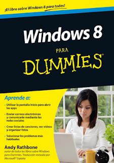 Libro en pdf Windows 8 para Dummies Andy Rathbone