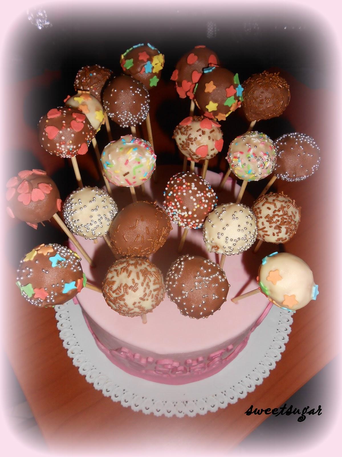 Molto Sweetsugar: FOTO RICETTA: CAKE POPS JQ62