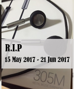 Remax RM-305M RIP