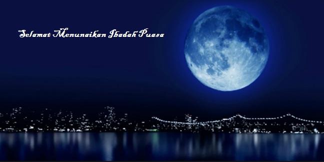 Keajaiban Bulan Ramadhan