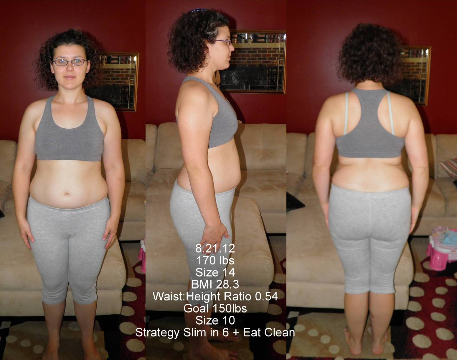 ABA Mom: My Weight Loss Journey