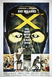 X: The Man with the X-Ray Eyes - Watch X Online Free 1963 Putlocker