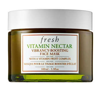 Fresh Vitamin Nectar Vibrancy Boosting Face Mask