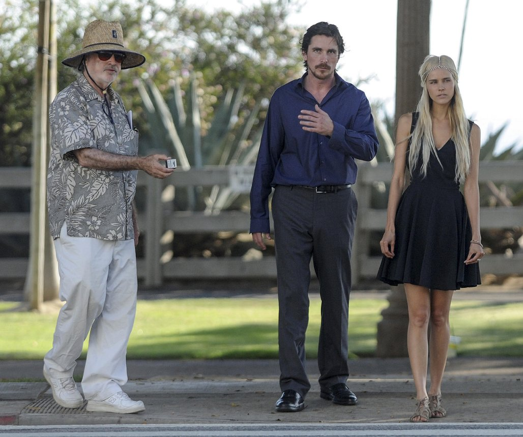 60 New Images from KNIGHT OF CUPS Starring Christian Bale, Natalie
