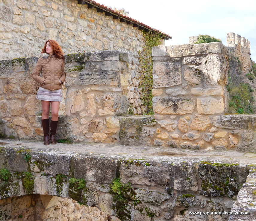 Frías vestigios romanos