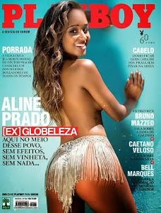 Download Playboy Aline Prado Fevereiro 2014