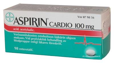 دواء كارديوأسبرين CARDIO ASPIRINE كل المعلومات عنه