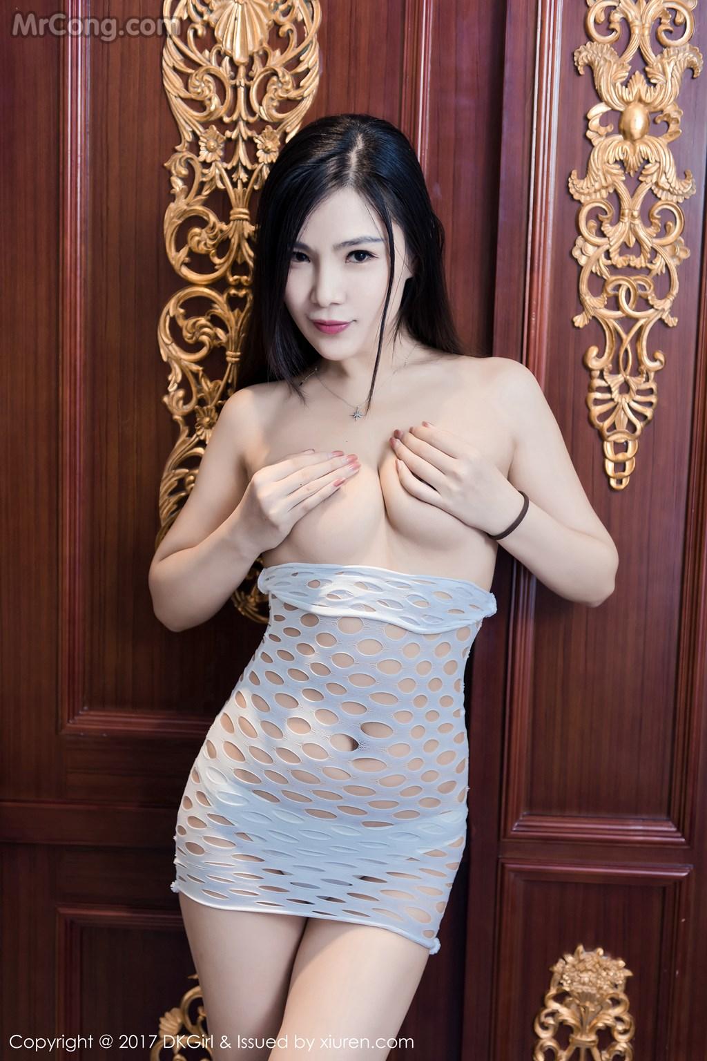 Người mẫu Ding Xiaonan với album ảnh sexy và quyến rũ 4