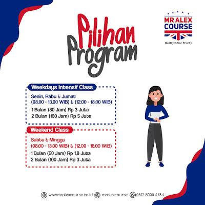 Rekomendasi Kursus TOEFL di Jakarta
