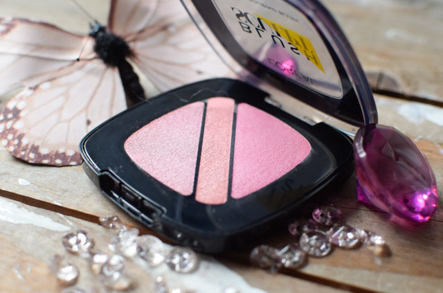 L'Oréal Indefectible Sculpt, Trio Blush, Pink