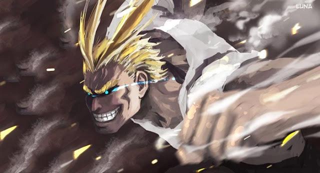 Boku no Hero Plus Ultra Wallpaper Engine