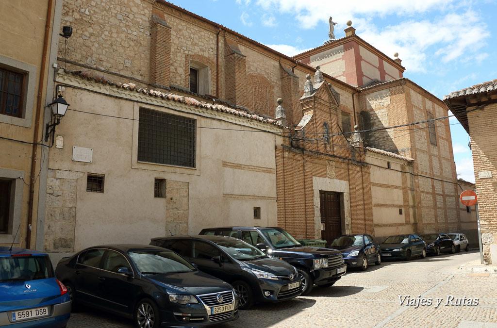 Convento del Carmelo, Tordesillas, Valladolid