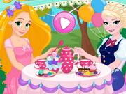 العاب بنات في حفلة