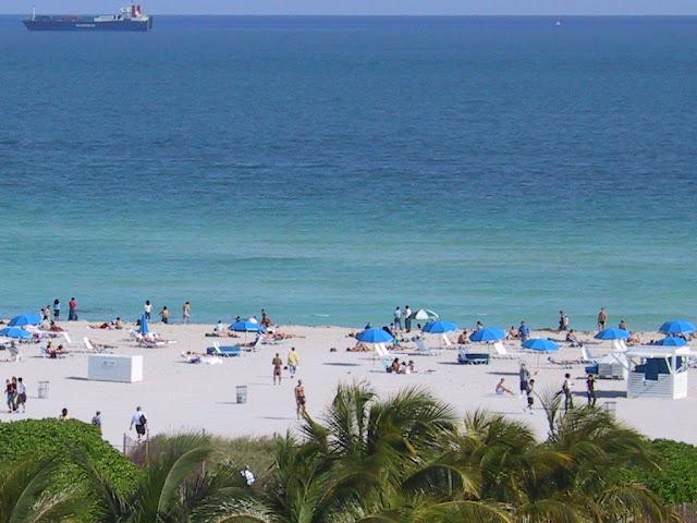 Lummus Park Praia Miami Beach