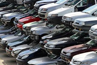 El número de coches que acaban en el desguace crece en el primer semestre