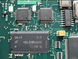 العناصر الالكترونية السطحية surface mounted devices SMD