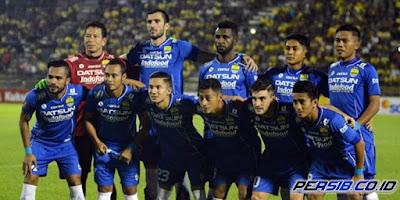 Prediksi Formasi Pemain Persib Bandung Musim 2017