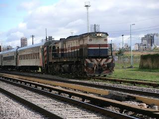 Ferrobaires: Primer encuentro de la Unidad Operativa de Transferencia