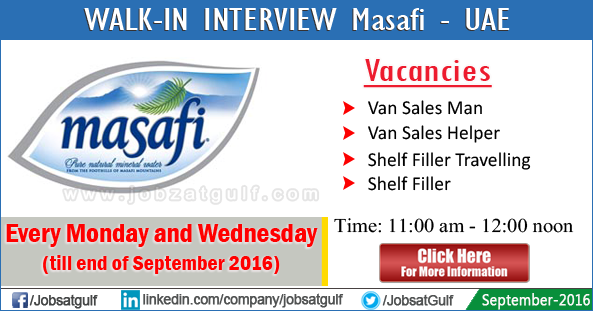 Masafi company marketing audit