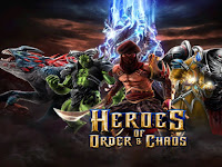 Heroes of Order & Chaos Apk v3.2.2b Mod (Unlimited Coins)