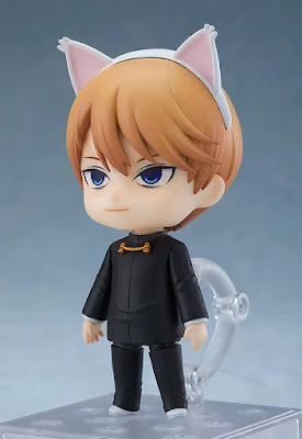 Figuras: Divertido nendoroid de Miyuki Shirogane de Kaguya-sama: Love is War - Good Smile Company