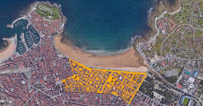 Playa_gijon_ensanche_urbanismo_paisaje_transversal