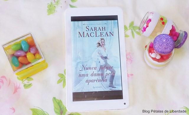 Resenha, livro, Nunca-julgue-uma-dama-pela-aparência, Sarah-MacLean, editora-gutenberg, foto, imagem, capa, opiniao, quotes, ebook, romance-de-epoca, serie-o-clube-dos-canalhas