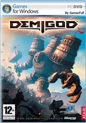 Descargar Demigod pc full español mega y google drive.