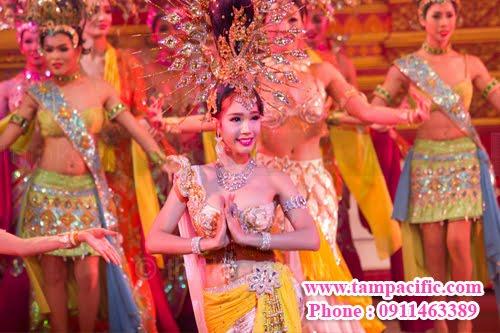 5 lý do để đến với đất nước chùa tháp Thái Lan dịp cuối năm thỏa thích