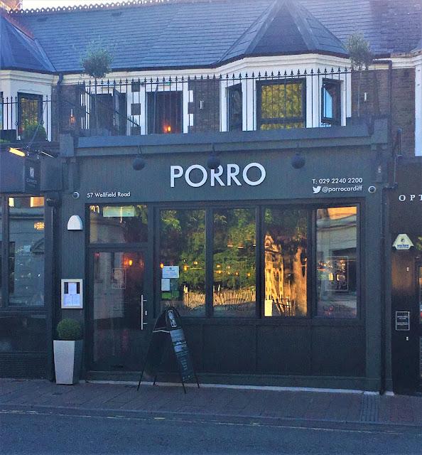 Porro Wellfield Road - Cardiff