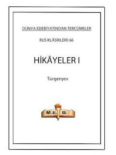 Ivan Turgenyev - Hikayeler 1